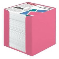 Karteczki, Notes kostka 9/9 700K Box Indonesia Pink