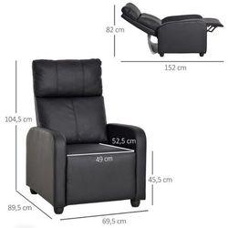 Fotel Tv relaksacyjny EKO