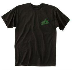 koszulka VANS - Vans X Shake Junt Chicken & Waffle Ss Black (BLK) rozmiar: L