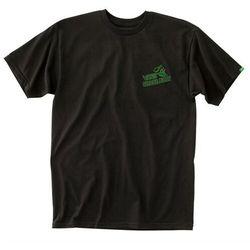 koszulka VANS - Vans X Shake Junt Chicken & Waffle Ss Black (BLK) rozmiar: S