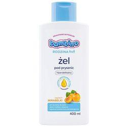 Bambino Rodzina Żel pod prysznic hiperdelikatny - zapach Mirabelki 400ml