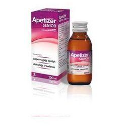 Apetizer Senior syrop o smaku malinowo-porzeczkowym 100ml