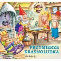 Książki dla dzieci, PRZYMIERZE KRASNOLUDKA TW (opr. kartonowa)