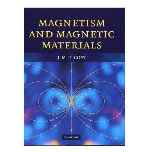 Książki do nauki języka, Magnetism and Magnetic Materials (opr. twarda)