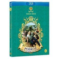 Podróż na tajemniczą wyspę (Blu-Ray) - Brad Peyton DARMOWA DOSTAWA KIOSK RUCHU
