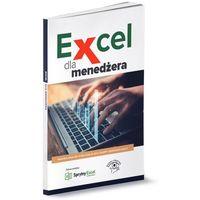 Informatyka, Excel dla menedżera - Praca zbiorowa (opr. miękka)