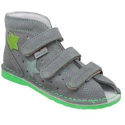 Kapcie profilaktyczne buty DANIELKI TA125 TA135 Szary Zielony - Szary ||Popielaty ||Zielony ||Multikolor