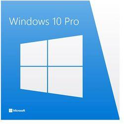 Microsoft Windows 10 Professional Used PL