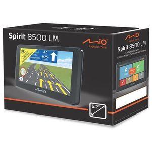 Nawigacja samochodowa, MIO Spirit 8500 EU
