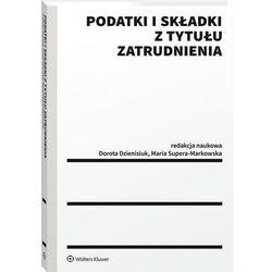 Podatki i składki z tytułu zatrudnienia (opr. broszurowa)