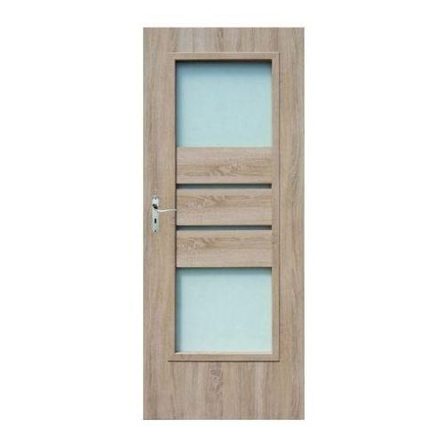 Drzwi wewnętrzne, Drzwi pokojowe Ceres 70 prawe dąb sonoma
