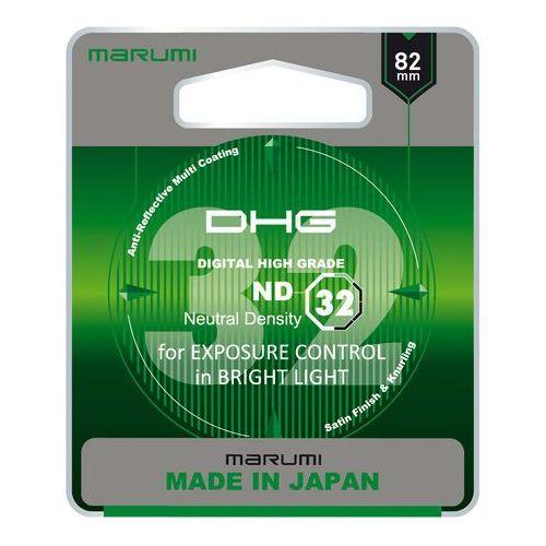 Filtry do obiektywów, Filtr Marumi DHG ND32 82mm (MND(32)82 DHG) Darmowy odbiór w 21 miastach!
