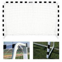Piłka nożna, Bramka piłkarska BestSporting 300 cm x 160 cm rury 60 mm