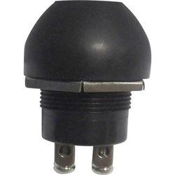 Przycisk samochodowy SCI A2-5B, O 22.2 mm, 10 A, 24 V, wył./(wł.), mocowany na gwint