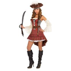 Kostium Piratka dla kobiety - L (14/16)