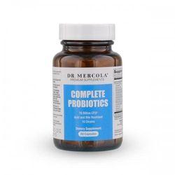 Synbiotyk - Complete Probiotics Dr Mercola 60 kaps.