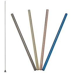 Lurch - stalowe słomki do napojów, 4 szt. - 21,5 cm