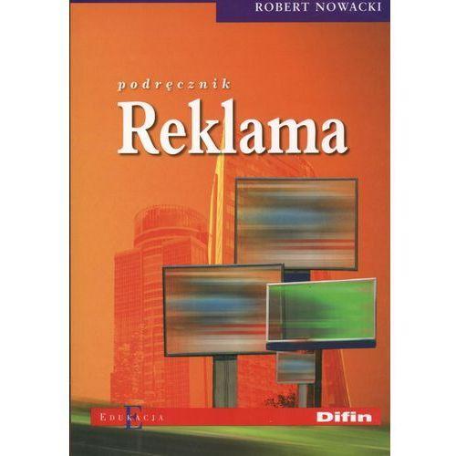 Biblioteka biznesu, Reklama. Podręcznik (opr. kartonowa)