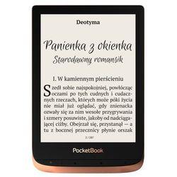 Czytnik E-Booków POCKETBOOK Touch HD 3 (632) Brązowy