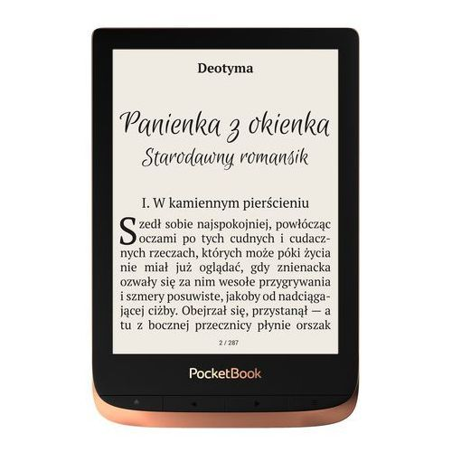 Czytniki e-booków, Pocketbook 632 Touch HD 3