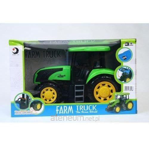 Traktory dla dzieci, Traktor plastikowy 22cm