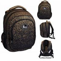 Tornistry i plecaki szkolne, Plecak hash golden dust 502021318
