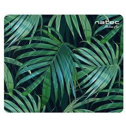 Podkładka pod myszkę Natec Modern Art Palm Tree 220X180x2 z motywem liści palmy