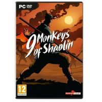 Gry PC, 9 Monkeys of Shaolin (PC)