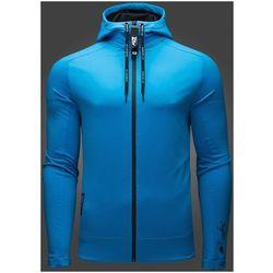 Bluza męska Maciek Kot Collection BLM500 - niebieski