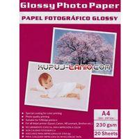 Papiery fotograficzne, Papier fotograficzny A4 230 g/m2 (20 szt., Arte)