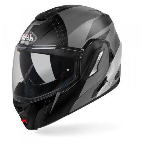 Kaski motocyklowe, Airoh kask systemowy rev 19 leaden anthracite matt