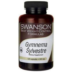 SWANSON Gymnema Sylvestre Extract 120 kaps./300mg