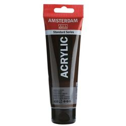 Farba akryl AMSTERDAM 120ml. - burnt umber 409
