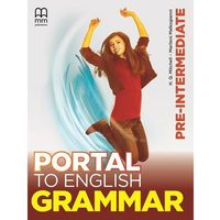 Książki do nauki języka, Portal to English Pre-Intermediate Grammar Book (opr. miękka)