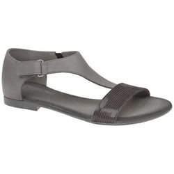 Sandały damskie buty VERONII 5007 Popiel - Grafitowy ||Popielaty ||Szary