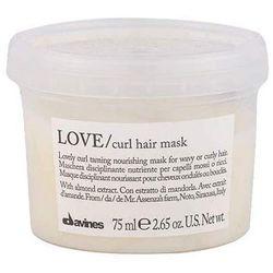 Davines Love Curl | Maska do włosów kręconych 75ml