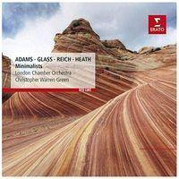 Składanki muzyki poważnej, Red Line - Minimalist (Adams, Glass, Reich)