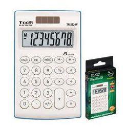 Kalkulator kieszonkowyTR-252-W TOOR. Darmowy odbiór w niemal 100 księgarniach!
