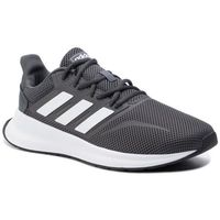 Męskie obuwie sportowe, Adidas Falcon /Grey Six/Ftwr White/Core 44,7