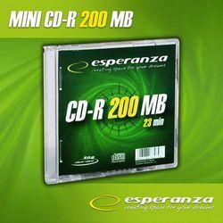Esperanza CD-R/1/Slim 200MB Natychmiastowa wysyłka! Darmowy odbiór w 16 miastach!