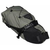 Sakwy, torby i plecaki rowerowe, Topeak BackLoader Torba na sztycę podsiodłową 10l, green 2021 Torby na bagażnik