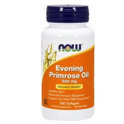 Now Foods Wiesiołek Evening Primrose Oil 500mg 100 kaps.