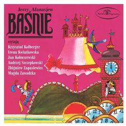 Baśnie (CD) - Jan Kobuszewski, Krzysztof Kolberger, Irena Kwiatkowska
