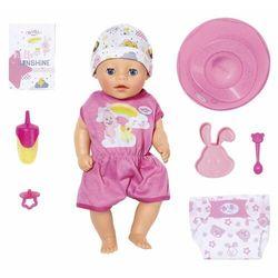 BABY born Soft Touch Little, mała dziewczynka, 36 cm