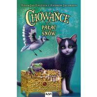 Książki dla dzieci, Pałac Snów Chowańce Tom 4 - Epstein Adam Jay, Jacobson Andrew (opr. miękka)