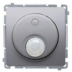 Czujnik ruchu Kontakt-Simon Basic BMCR10P.01/21 z przekaźnikiem inox