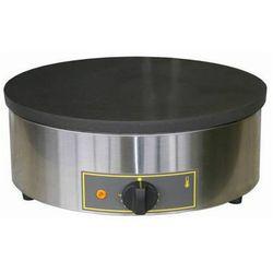 Naleśnikarka elektryczna, okrągła o średnicy 400 mm, 3,6 kW | ROLLER GRILL, 777242