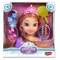 Głowa do stylizacji Nella księżniczka
