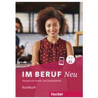 Książki do nauki języka, Im Beruf NEU B1+/ B2 KB HUEBER (opr. broszurowa)