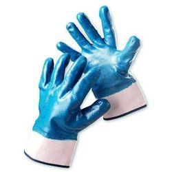 Rękawice robocze rozmiar 10 FRIDRICH&FRIDRICH NITRIL niebieski - R0046